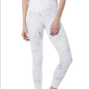 DYI marble leggings